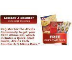 Free Atkins Kit