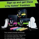 Free Kotex Samples