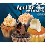 Cinnabon - Thursday April 15th