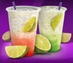 Free Limeade Sparkler at Taco Bell