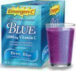 Free Sample Of Emergen-C Blue