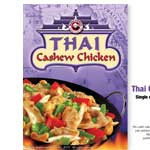 Free Thai Cashew Chicken