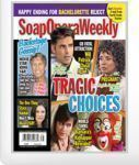 Soap Opera Weekly Magazine