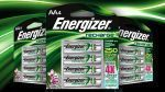 Energizer Recharge Batteries