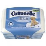 Cottonelle Flushable Moist Wipes
