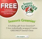 Free Greenies