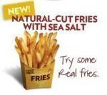 Natural Cut Fries