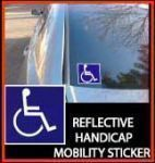 Free Handicapped Sticker
