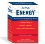 Free Sample K-Pax Energy