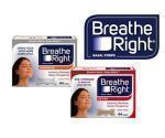FREE Sample  Breathe Right Strips