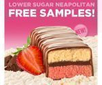 Free Protein Sample Bars