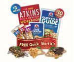 Free Atkins Bars