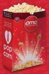 Free Small Popcorn At AMC April 12-15