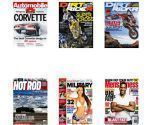 Free Magazines for Active Military