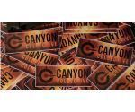Free Canyon Collective Stickers