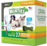 Click Here for Free Sample Minties Dog Treats